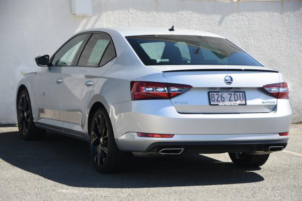 2019 Skoda Superb NP Sportline Sedan Sedan Image 3