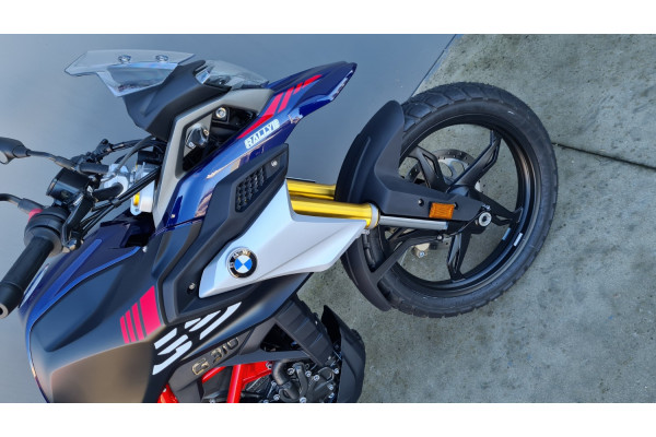 2021 BMW G 310 GS G G 310 GS Motorcycle Image 2
