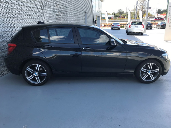 2015 MY14 BMW 1 Series F20 MY0714 116i Hatchback