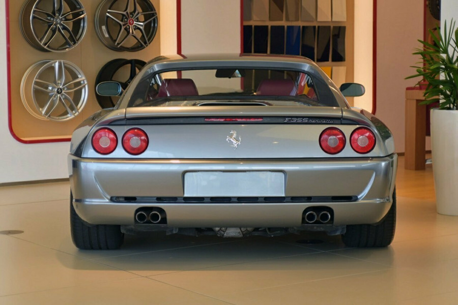 1997 Ferrari F355 Berlinetta Coupe Mobile Image 8