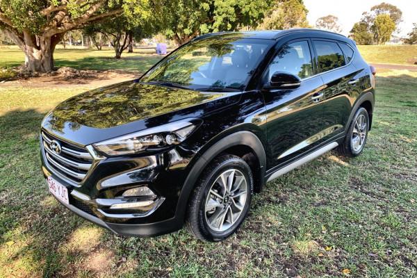 Hyundai Tucson Active TL2