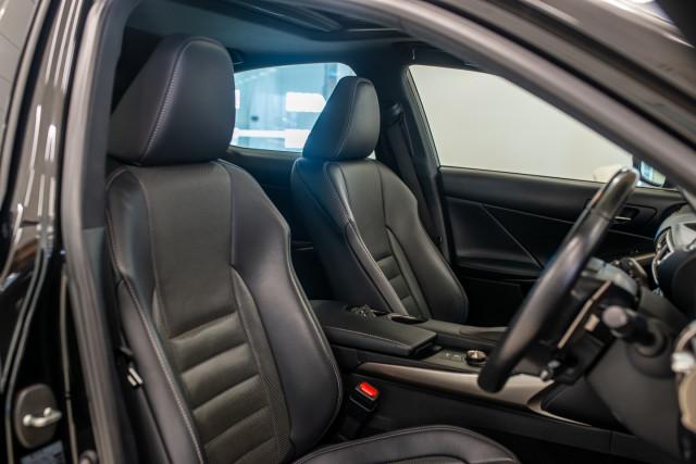 2016 Lexus Is GSE31R 350 F Sport Sedan Image 21