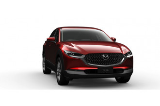 2020 Mazda CX-30 DM Series G25 Touring Other Image 5