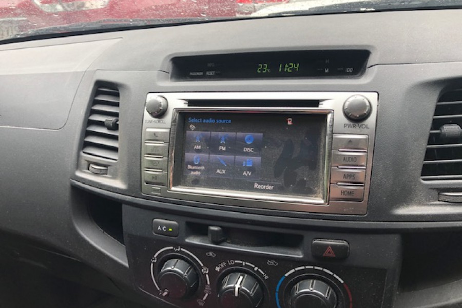 2014 Toyota HiLux KUN16R  SR Utility