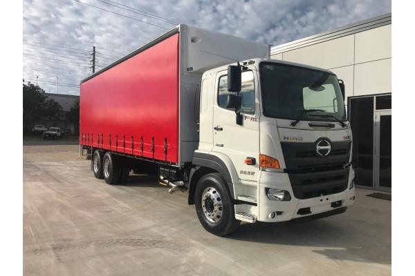 2021 Hino Fm2632 Xxlong Auto Truck Image 2