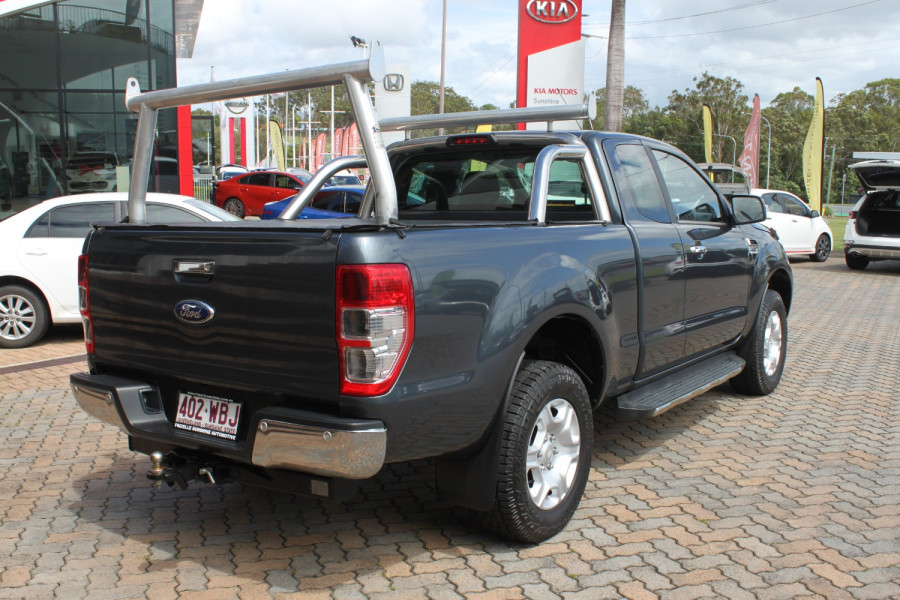 2015 Ford Ranger PX MkII XLT Image 4