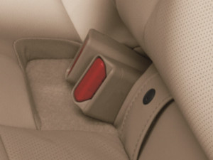 2 ISOFIX anchor points Image