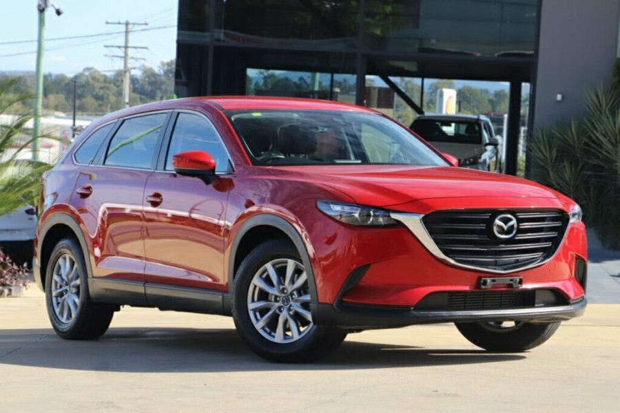 2017 Mazda CX-9 TC Sport SKYACTIV-Drive Suv