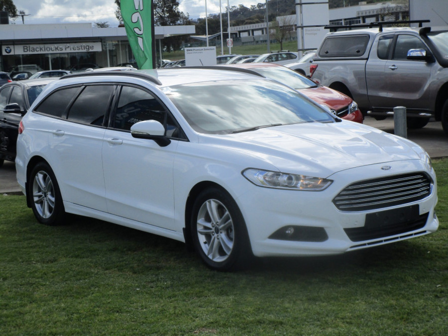 2016 Ford Mondeo MD AMBIENTE Wagon Image 1