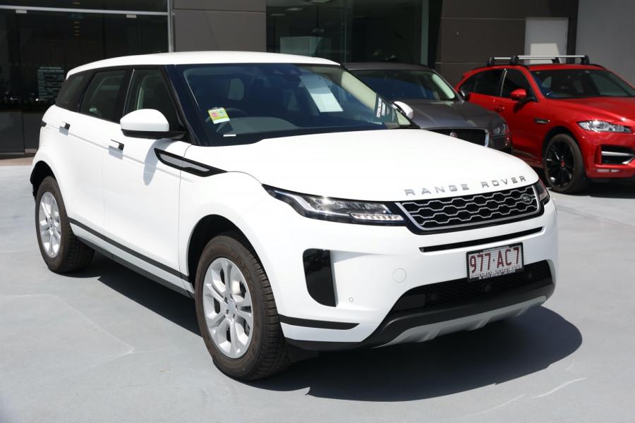 2020 MY20.5 Land Rover Range Rover Evoque Suv Image 1