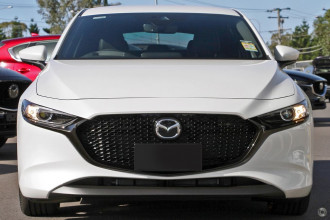 2019 Mazda 3 BP G25 GT Hatch Hatchback Image 2