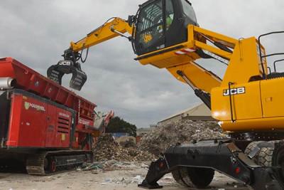 New JCB JS20MH Wheeled Excavator