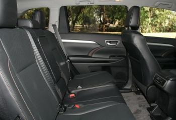 2018 Toyota Kluger GSU50R GXL 2WD Suv