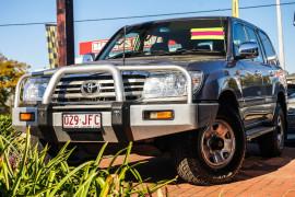 Toyota Landcruiser GXL HDJ100R