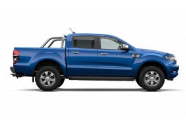2021 MY20.75 Ford Ranger PX MkIII XLT Double Cab Utility Image 3
