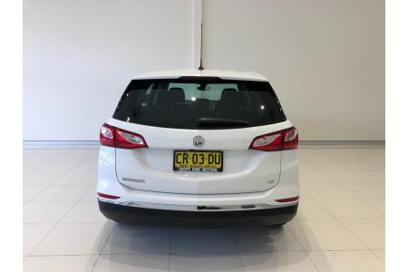2018 Holden Equinox EQ Turbo LS+ Suv Image 5