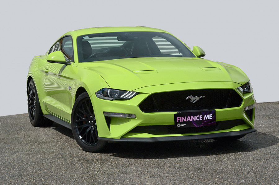 2020 Ford Mustang FN 2020MY GT image 1