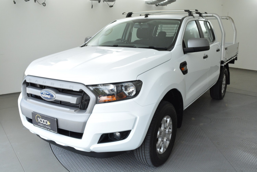 2017 Ford Ranger PX MkII XLS Utility Image 1