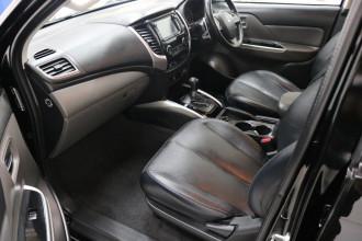 2016 Mitsubishi Triton MQ MY16 EXCEED Utility Image 5