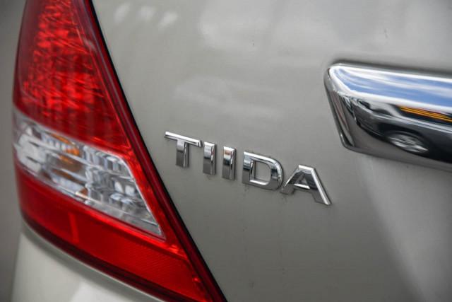 2008 Nissan Tiida C11 MY07 ST-L Sedan Image 6