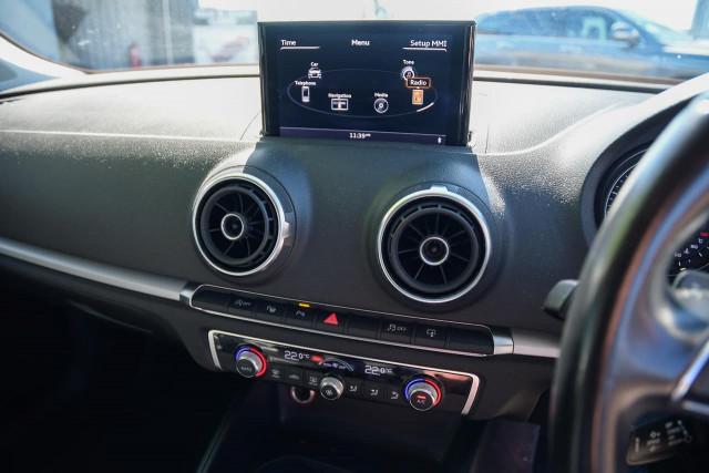 2015 Audi A3 8V MY15 Attraction Hatchback Image 15