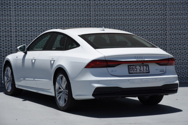 2019 Audi A7 Image 3