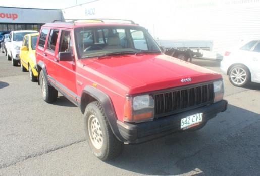 1994 MY95 Jeep Cherokee XJ SPORT Wagon ...