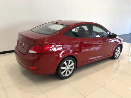 2018 Hyundai Accent RB6 Sport Sedan Image 4