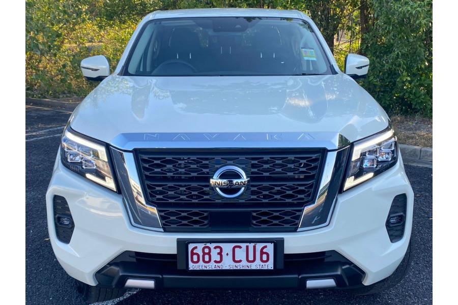 2021 Nissan Navara D23 Dual Cab ST Pick Up 4x2 Utility