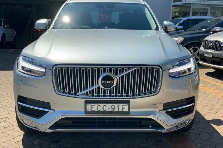 2018 MY19 Volvo XC90 256 MY19 T6 Inscription (AWD) Suv Mobile Image 2