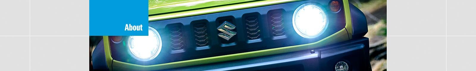 Jimny front grille