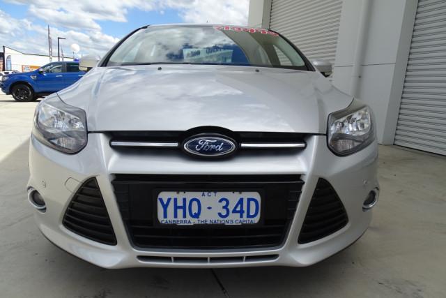 2011 Ford Focus Titanium