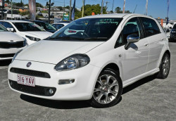 Fiat Punto Lounge Dualogic MY13