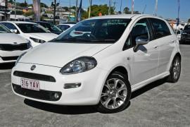 Fiat Punto Lounge Dualogic MY13