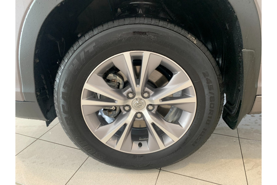 2015 Toyota Kluger GSU50R GXL Suv