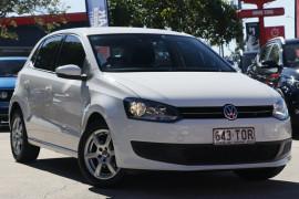 Volkswagen Polo 66TDI DSG Comfortline 6R MY13.5