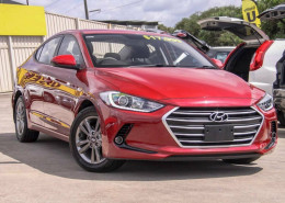 Hyundai Elantra Active MD Series 2 (MD3)