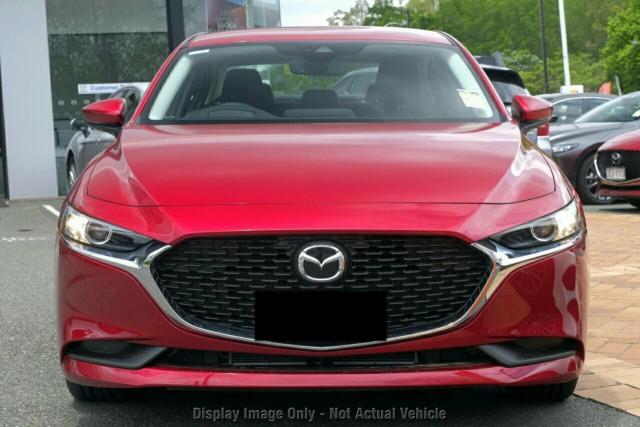 2020 MY19 Mazda 3 BP G20 Evolve Sedan Sedan Image 4