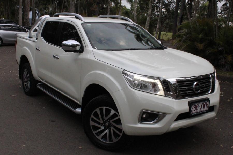 2017 Nissan Navara ST-X Image 2