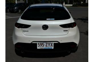 2020 Mazda 3 BP G20 Pure Hatch Hatchback Image 4