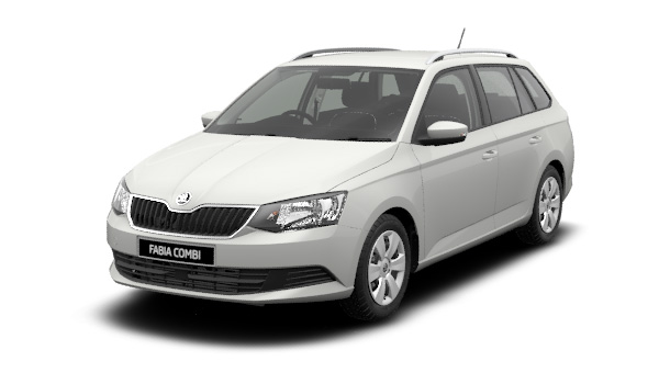 2019 Skoda Fabia NJ Wagon 5 door wagon