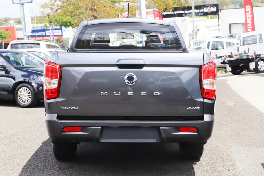 2020 MY20.5 SsangYong Musso Q200 Ultimate Utility Image 6