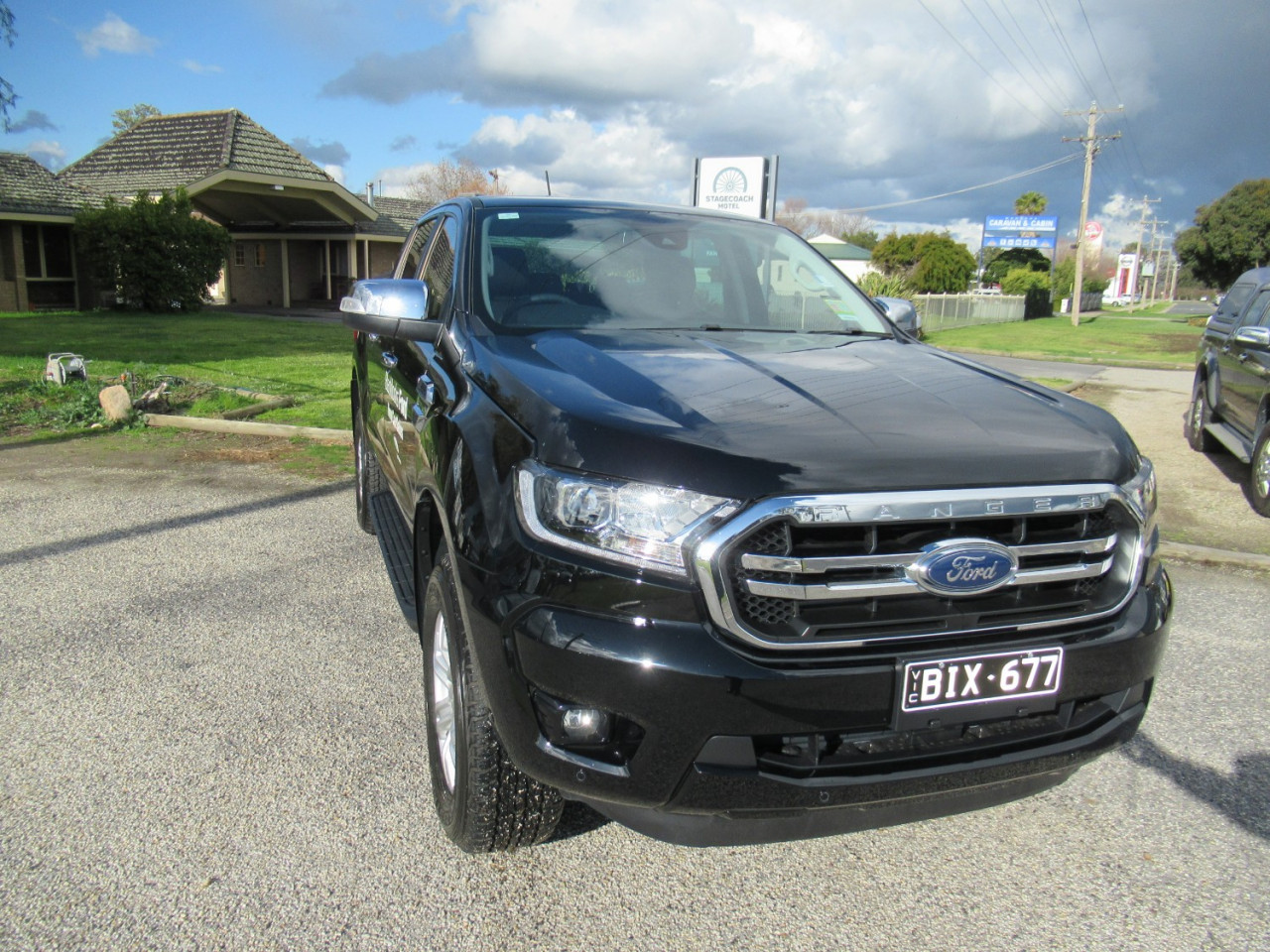 2020 MY20.25 Ford Ranger PX MkIII 4x4 XLT Double Cab Pick-up Utility Image 4