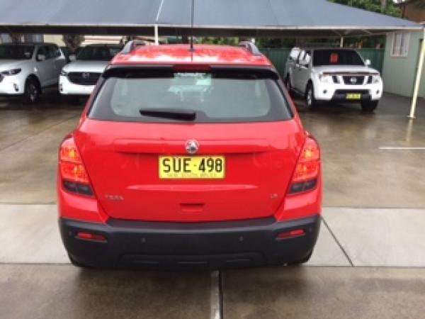 2015 Holden Trax TJ MY15 LS Suv Image 2