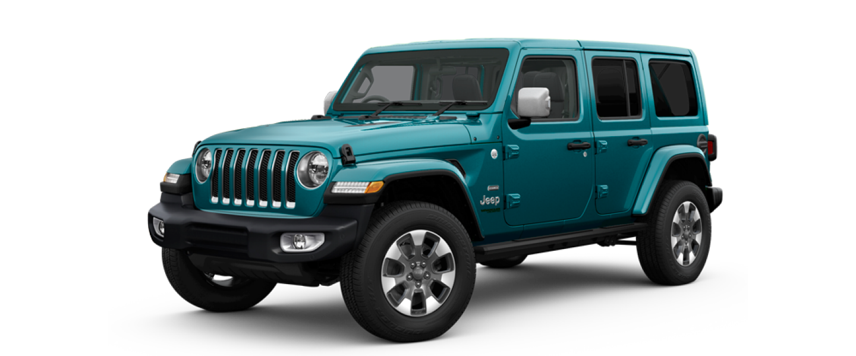 2020 MY0  Jeep Wrangler JL Overland Unlimited Suv