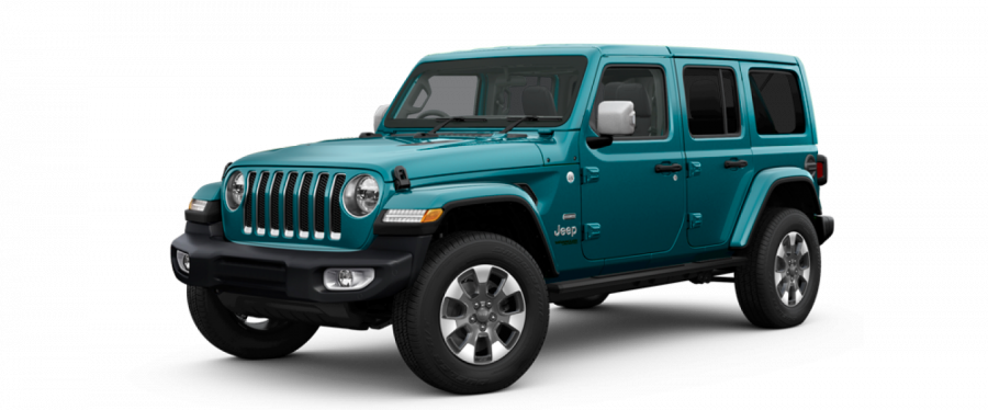 2020 MY0  Jeep Wrangler JL Overland Unlimited Suv Image 1