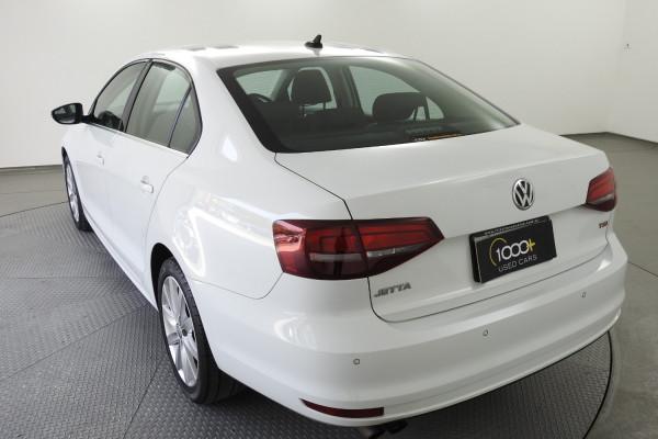 2015 MY16 Volkswagen Jetta 1B MY16 118TSI Sedan Image 4