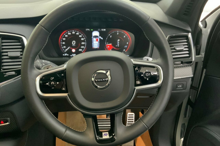 2017 Volvo XC90 L Series D5 Geartronic AWD R-Design Suv Mobile Image 19