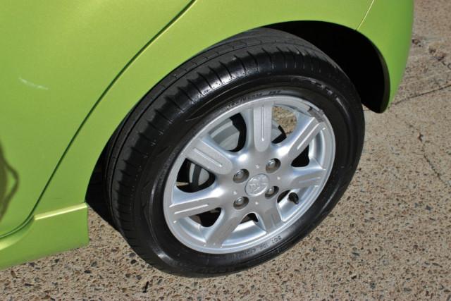 2011 Holden Barina Spark MJ  CD Hatchback Mobile Image 8