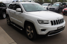 Jeep Grand Cherokee WK MY2014